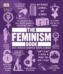 The feminism book cover image