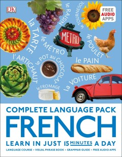 Complete language pack. French cover image