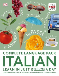 Complete language pack. Italian cover image