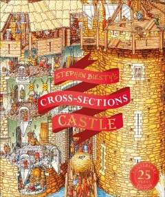 Stephen Biesty's cross-sections castle cover image