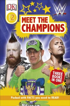 Meet the champions cover image