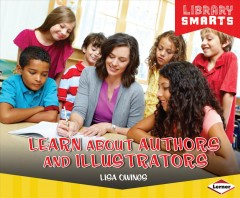 Learn about authors and illustrators cover image