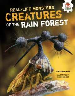 Creatures of the rain forest cover image