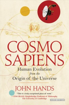 Cosmosapiens : human evolution from the origin of the universe cover image