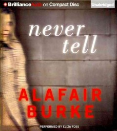 Never tell cover image