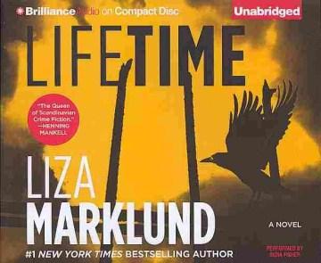 Lifetime a novel cover image