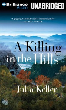 A killing in the hills a novel cover image