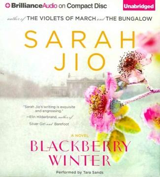 Blackberry winter a novel cover image