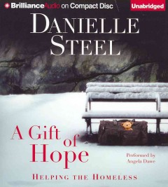 A gift of hope helping the homeless cover image