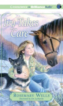 Ivy takes care cover image