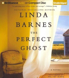 The perfect ghost a novel cover image
