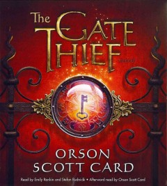 The gate thief cover image