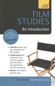 Teach yourself film studies : an introduction cover image