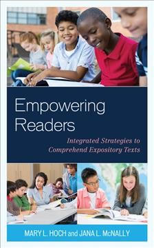 Empowering readers : integrated strategies to comprehend expository texts cover image