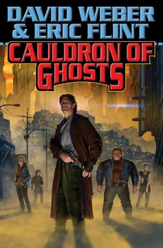 Cauldron of ghosts cover image