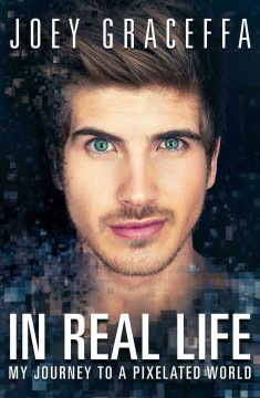 In real life : my journey to a pixelated world cover image