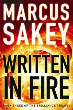 Written in fire cover image