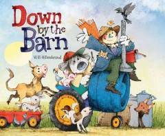 Down by the barn cover image