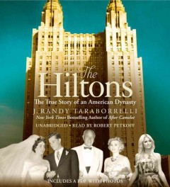 The Hiltons a family dynasty cover image
