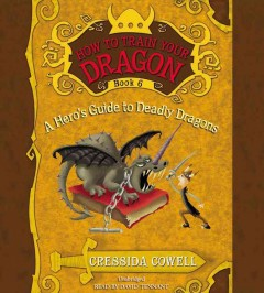 A hero's guide to deadly dragons cover image