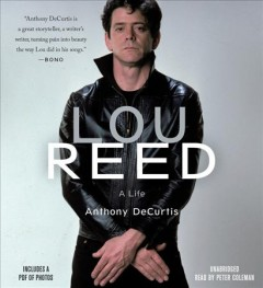 Lou Reed a life cover image