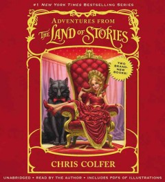 Adventures from the land of stories boxed set The Mother Goose Diaries and Queen Red Riding Hood's Guide to Royalty cover image