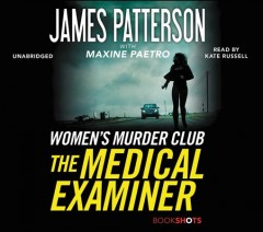 The medical examiner cover image