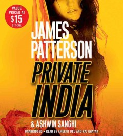 Private India city on fire cover image