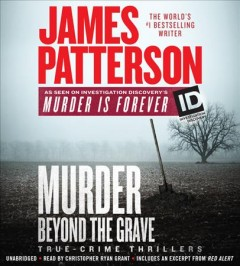 Murder beyond the grave true-crime thrillers cover image