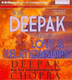 Ask Deepak about love and relationships cover image