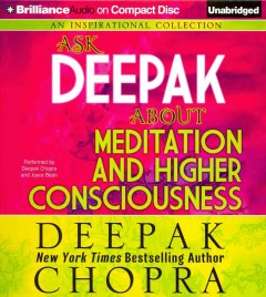 Ask Deepak about meditation and higher consciousness cover image