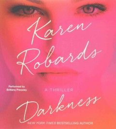 Darkness a thriller cover image