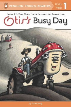 Otis's busy day cover image