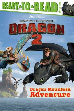Dragon mountain adventure cover image