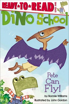 Pete can fly! cover image
