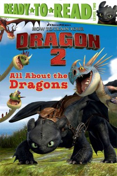 All about the dragons cover image