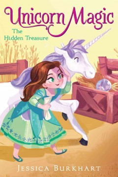 The hidden treasure cover image