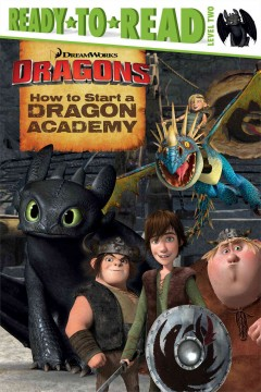 How to start a dragon academy cover image