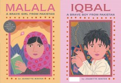 Malala, a brave girl from Pakistan ; Iqbal, a brave boy from Pakistan cover image