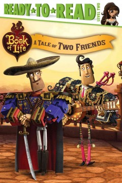 A tale of two friends cover image