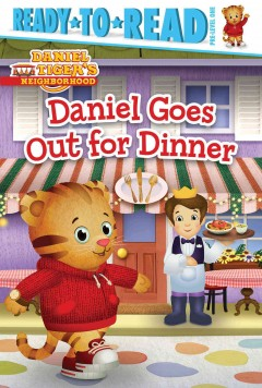 Daniel goes out for dinner cover image