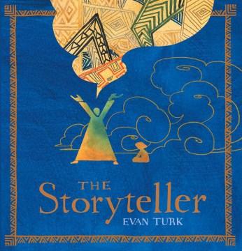 The storyteller cover image