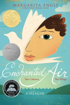 Enchanted air : two cultures, two wings : a memoir cover image