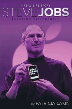 Steve Jobs : thinking differently cover image