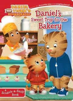 Daniel's sweet trip to the bakery cover image
