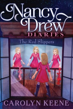 The red slippers cover image