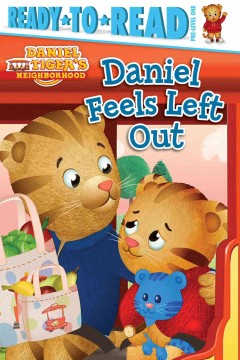 Daniel feels left out cover image