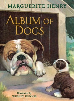 Album of dogs cover image