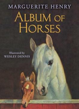 Album of horses cover image