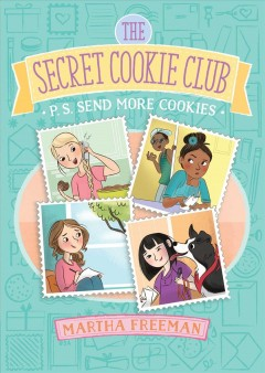 P.S. send more cookies cover image